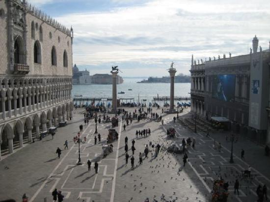 Ca' Angeli: view from St Mark's basilica