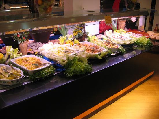 Iberostar Royal Andalus: Super buffet !!