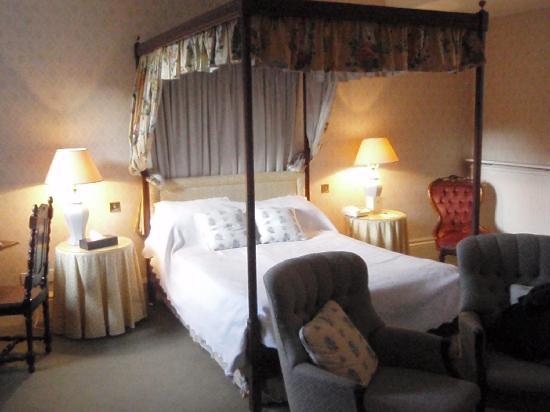 Easington, UK: Bedroom