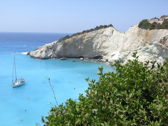 Ionian Islands, Hellas: Porto Katsiki