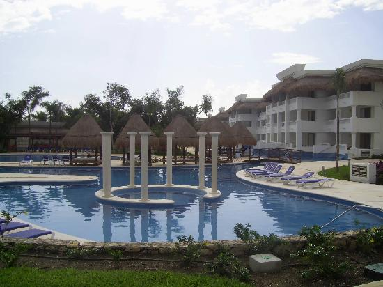 Grand Riviera Princess All Suites Resort & Spa: Piscina Tranquila