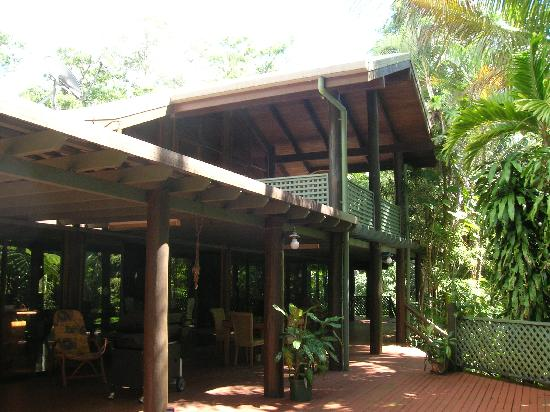 Wait a While in the Daintree: The House