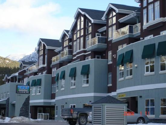 The Resort Picture Of Sunset Resorts Canmore Tripadvisor