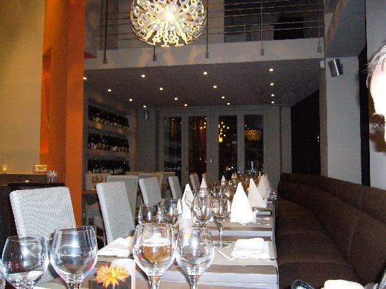 Hotel Erasmus: Restaurant