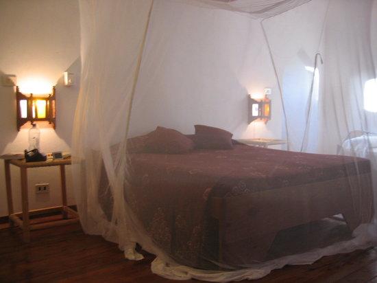 Hakuna Majiwe Beach Lodge: Bedroom
