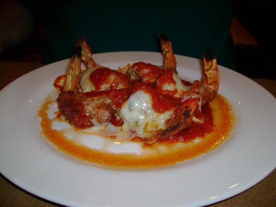Shrimp Parm Fried Picture Of Jo Jo S Italian Grille