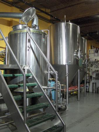 Fort George Brewery and Public House: Fort George Brewery, the Brew House