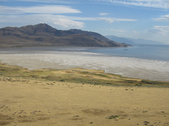 Great Salt Lake: grande lago salato