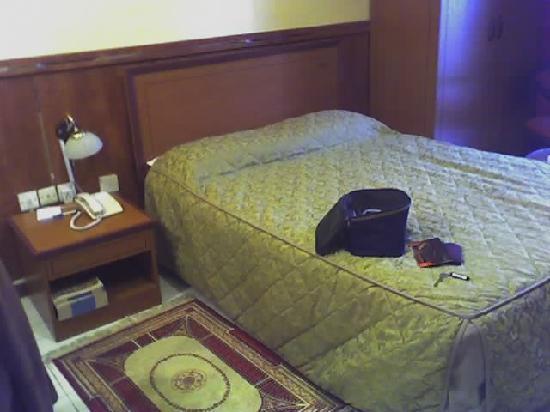 Dubai Nova Hotel: Mein Zimmer im Nova