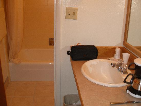 Best Western Teton West: Bathroom