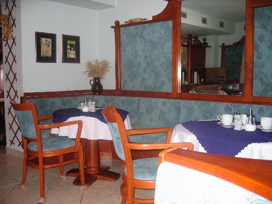 Hotel Villa Conti: Dining Room