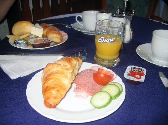 Hotel Villa Conti: Breakfast