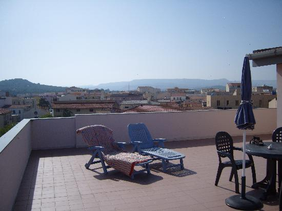 Alghero Catalan B&B and Flat : roof terrace
