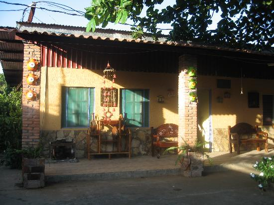 Hotel El Raizon: Older section of the hotel