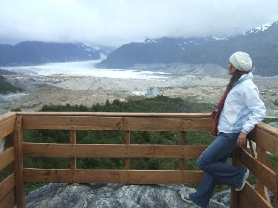 Chile Chico, Chili: Explorers Glacier