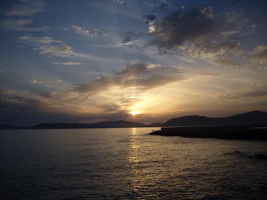 Alghero, Italia: sunset