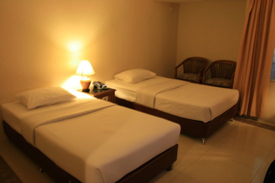 Bangkok City Suite: Twin Bed