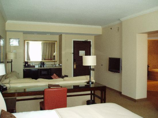 Four Winds Casino: Picture of the Room