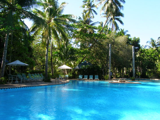 Dakak Park & Beach Resort: Dakak swimining pool