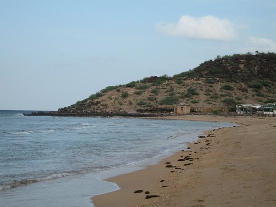 Djibouti, Djibouti: Secluded beach walk
