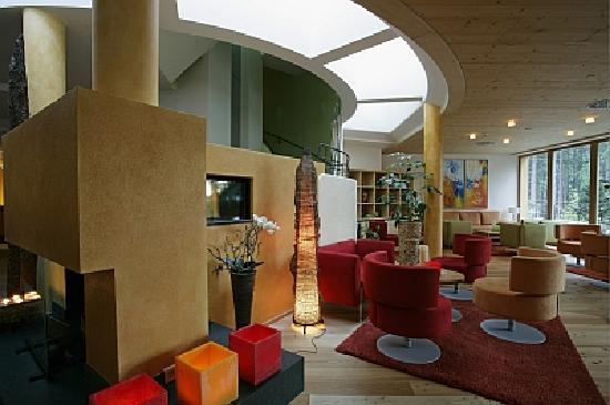 Naturhotel Waldklause: Lobby