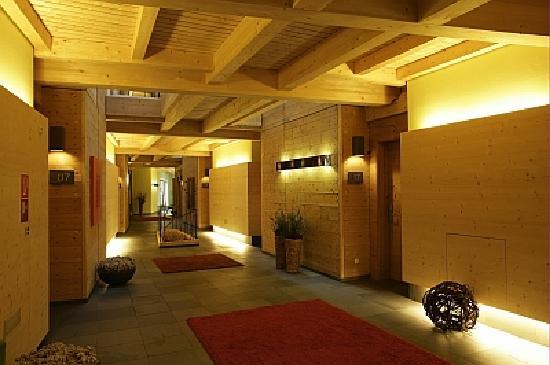 Naturhotel Waldklause: Gang