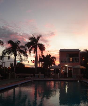 Satellite Motel: Sunset at the Satellite Treasure Island