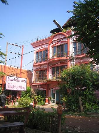Beau Rivage Mekong Hotel: das Hotel von außen