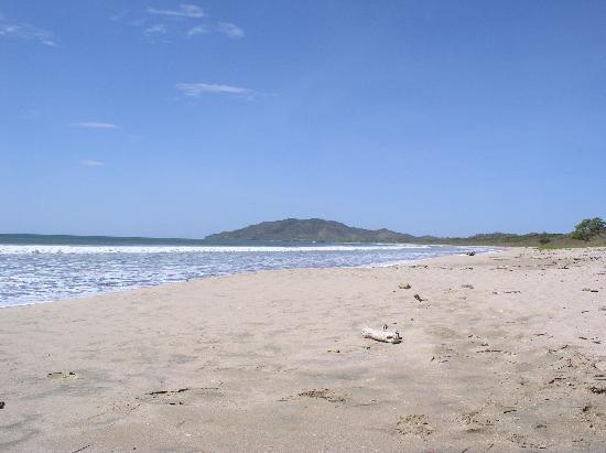 Hotel Bula Bula: Playa Grande