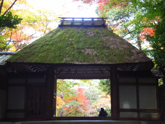 Kyoto, Japan: Entrance to Honen-in
