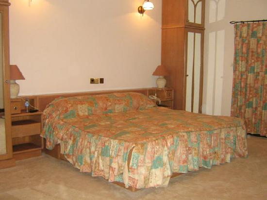 Villa Victoria Guesthouse : King bed