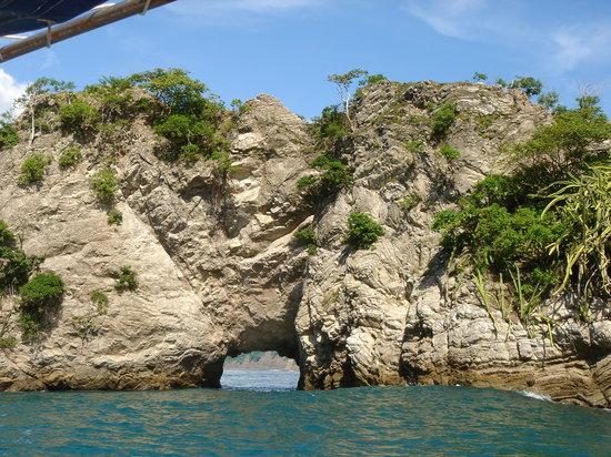 Paquera, Costa Rica: Enroute Tortuga Island 8/05