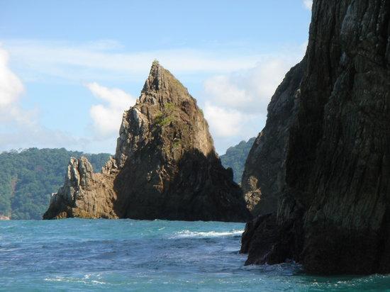 Пунтаренас, Коста-Рика: Enroute Tortuga Island 8/05