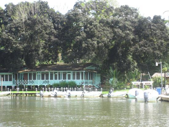 Casa Mar Lodge: The main lodge