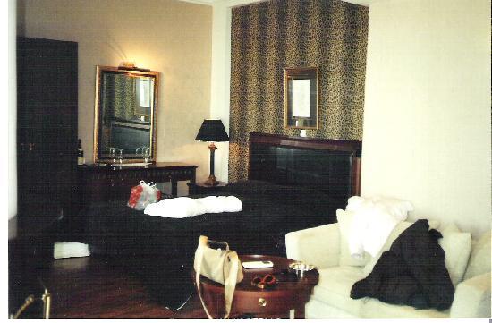 Litochoro, Grecja: junior suite in olympus mediterranean hotel litohoro