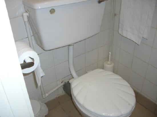 Stanley House: wc