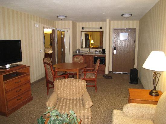 Hampton Inn & Suites Yuma: Room