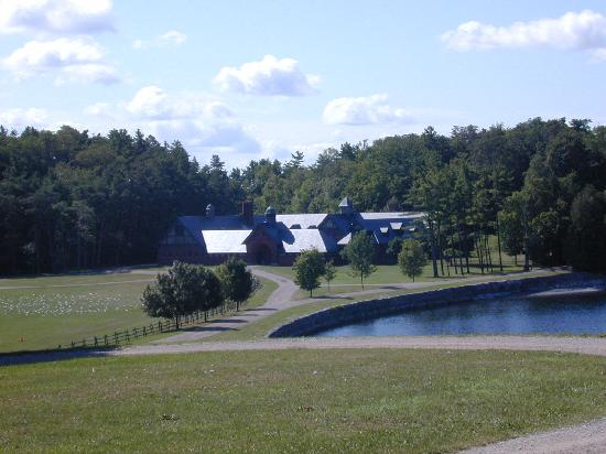 Shelburne, VT: Farm Building