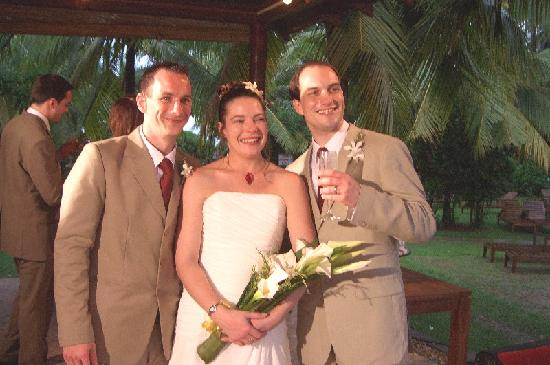 Eden Resort & Spa: Our Wedding