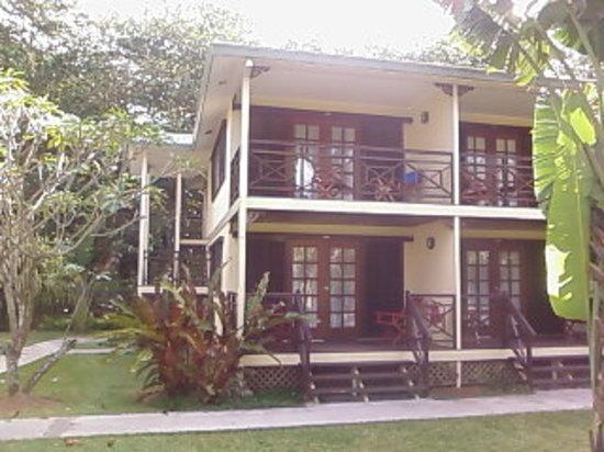 Beau Vallon, Seychelles: Amour et desir au rendez vous