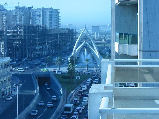 Ramee Guestline Deira Hotel : deira clock tower