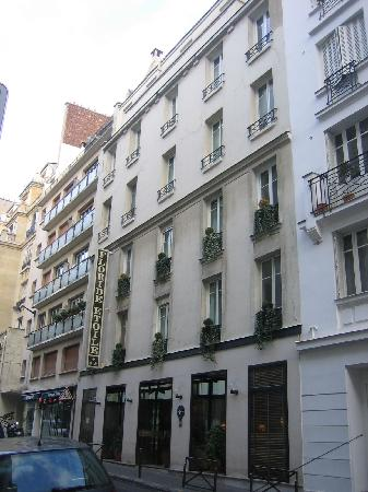 Habitaci n doble picture of floride etoile hotel paris for Hotels 1 etoile paris