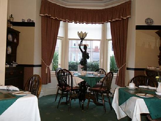 Craiglands House: Dinning room.