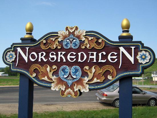 Norskedalen Nature and Heritage Center: Welcome to Norskedalen!