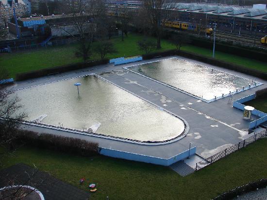 WestCord Art Hotel Amsterdam: Pool