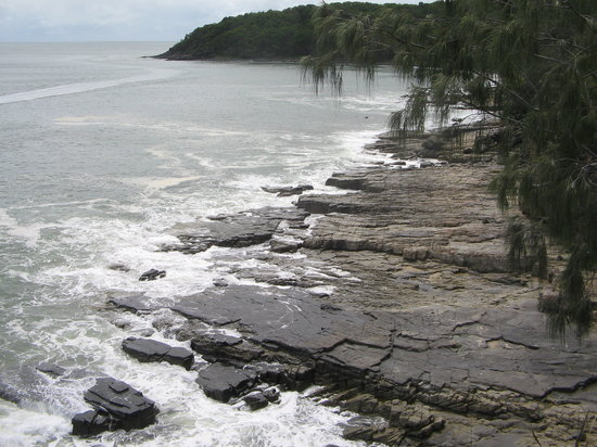 Noosa, Australia: Did I say walking distance?