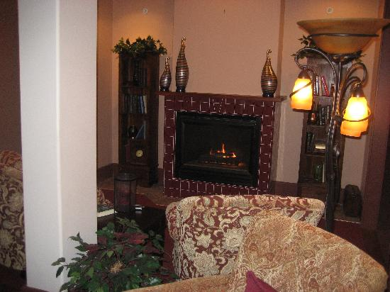 Hotel Condon: Common sitting area 1