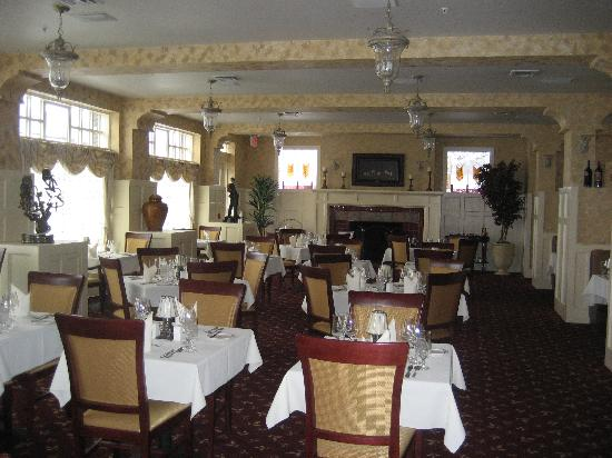 Hotel Condon : Dining room