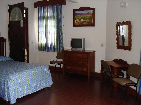 Hotel Colonial: habitaciones