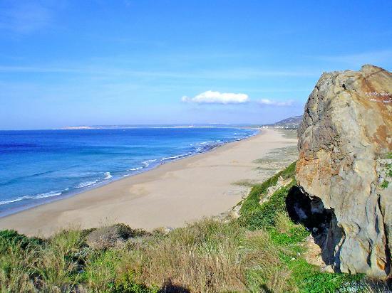 Zahara de los Atunes, Spain: La playa...